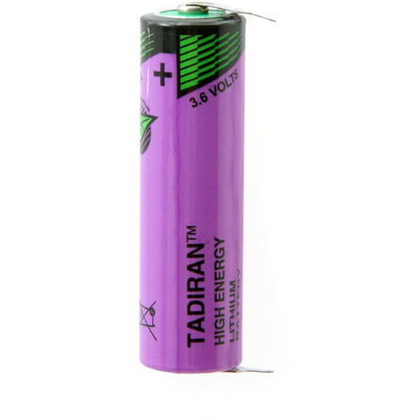 Lithium battery SL-360/PR AA 3.6V 2.4Ah P2