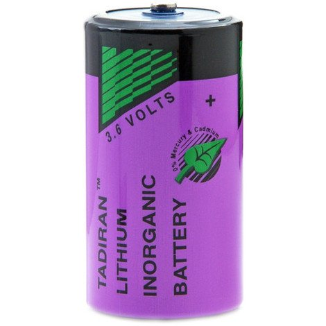 Lithium battery TADIRAN SL-2770/S C 3.6V 8.5Ah
