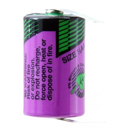 Lithium battery TADIRAN SL-350/T 1/2AA 3.6V 1.2Ah T2