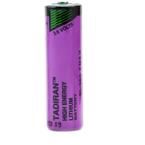 Lithium battery TADIRAN SL-360/S AA 3.6V 2.4Ah
