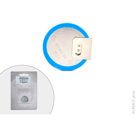Lithium button battery ML2430-HS1 3V 100mAh