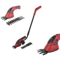 Lithium-Ion Battery Cordless Grass Shear Hedge Trimmer
