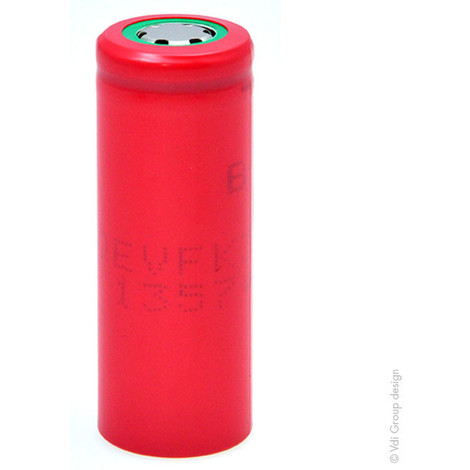 Lithium-Ion battery SANYO UR-18500F Li-Ion FT 3.7V 1500mAh