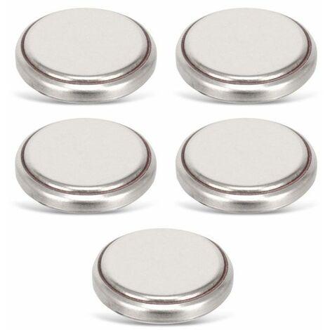 Lithium-Knopfzellen-Set, CR1632, 5 Stück