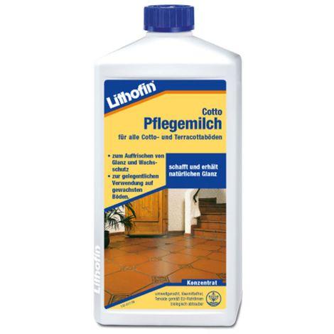 LITHOFIN Cotto Pflegemilch 1 Ltr