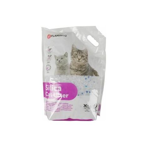 Litiere pour chat silica 5,5L