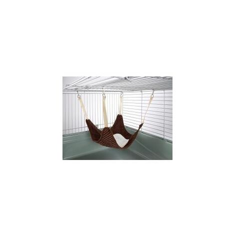 Little Friends Plain Hammock Chocolate (148417)