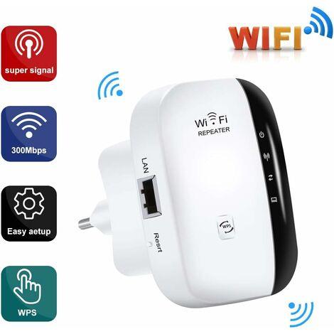 LITZEE L'amplificateur de signal de routeur sans fil 300 Mbps prend en charge les répéteurs / AP, les répéteurs WiFi, les prolongateurs de portée