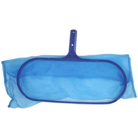 LITZEE Skimmer de piscine professionnel, filet à feuilles, filet d'écumeur de feuilles, filet de piscine, filet de sol pour spas, piscines, bains à remous et feuilles de nettoyage, saleté