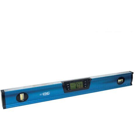 "main image of ""Livella digitale bolla 600 mm magnetica alluminio - echoENG - SM 60 LD60"""