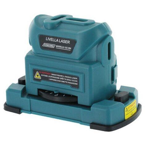 Livella laser a batteria con gonomietro art. KC-084 Concord