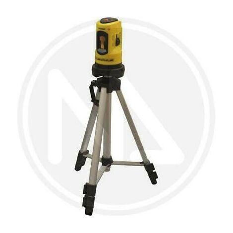 Livella Laser Autolivellante Con Treppiedi In Valigia Max Mt. 5