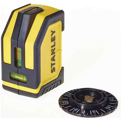 Livella laser stanley manuale stht1-77148