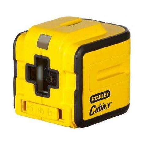 Livella Livello Laser Cubix Stanley Campo Misurazione 8 Mt