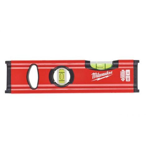 "main image of ""Livella Serie SLIM Magnetica 20cm Milwaukee"""