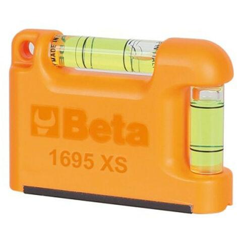 """Livella tascabile Beta con base a """"V"""" magnetica 016950250"""