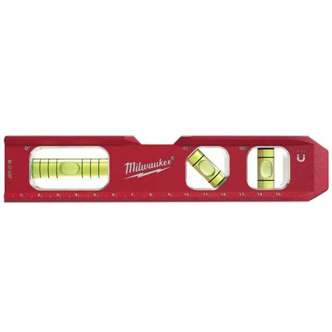Livello MILWAUKEE Torpedo note 17cm magnetico 493245909097
