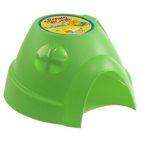 Living World Dome Hamster Hideout (One Size) (May Vary)