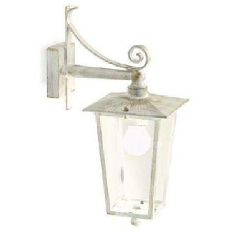 Livos lantern white color 1x60w revolute to the low 421/26