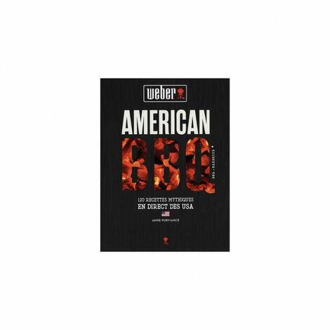 Livre de recettes WEBER - Spécial American BBQ