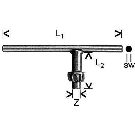 Llave de repuesto para el portabrocas de corona dentada Bosch