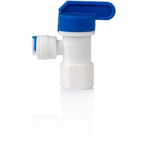 Llave depósito osmosis inversa