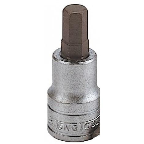 Tengtools Llaves de vaso hexagonales 3//8 11 mm