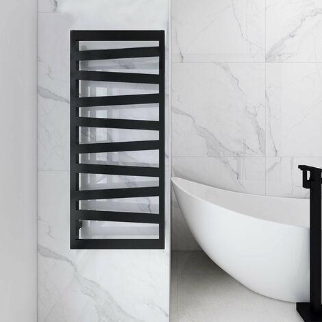 LLAVISAN L305824 KAREY Secatoallas toallero eléctrico aluminio