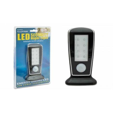 Lloytron Motion Censored LED Security Night Light