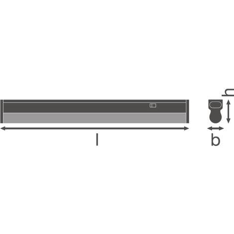 LN COMP SWITCH 300 4W/3000K LEDVANCE 4058075106079