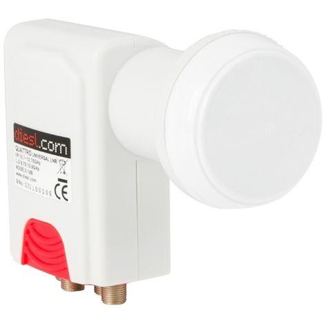 LNB Quattro Universal Izar 0.1 dB