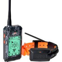 Localizador GPS para Perros Dogtrace X20+ 20km de alcance con función becada, brújula y fence, dos colores a elegir