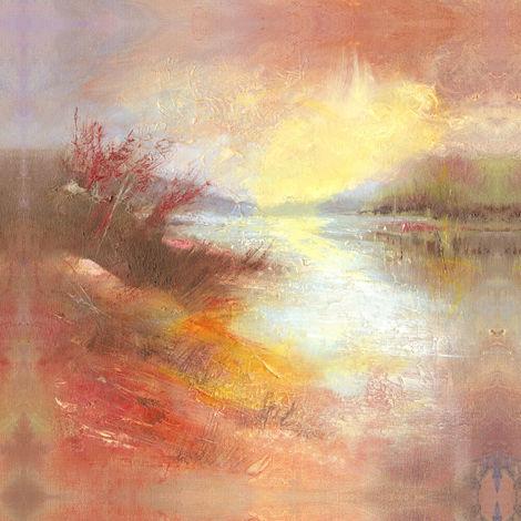 Loch Morar Canvas