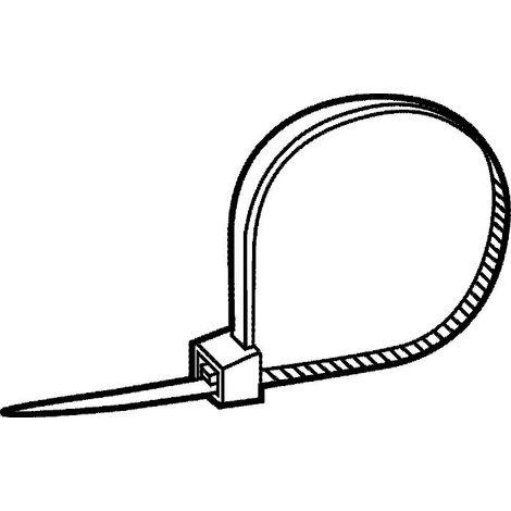 Locking cable tie Plastic Polyamide (nylon) 6.6