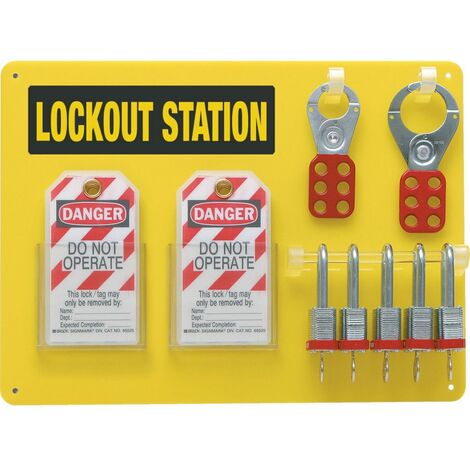 Lockout Boards