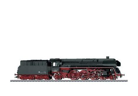 Locomotive à vapeur Märklin 39206 Série 01.5 Öl de la DR HO