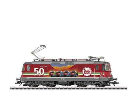 Locomotive électrique Märklin 37351 HO