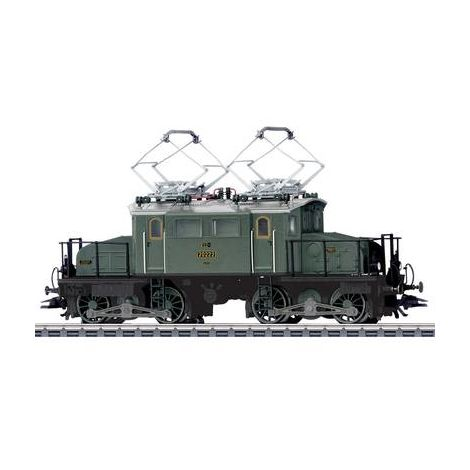 Locomotive électrique Märklin 37484 HO