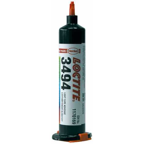 Loctite 1170169 AA 3494 UV Adhesive 25ml