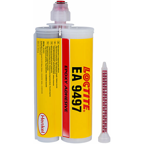 Loctite 2053833 EA 9497 A&B Dual Cartridge 400ml