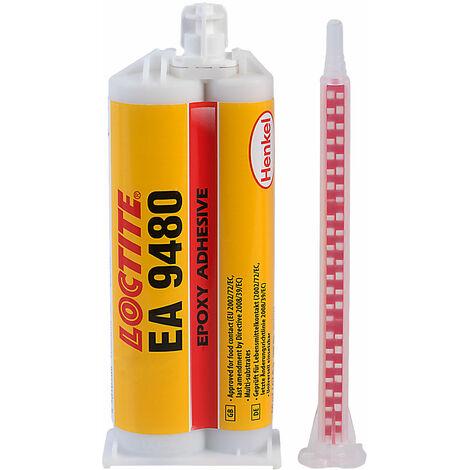 Loctite 2056022 EA 9480 A&B (2:1) Dual Cartridge Epoxy Adhesive 50ml