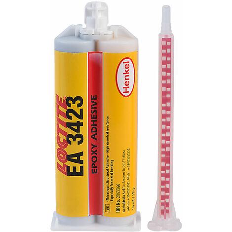 Loctite 2063366 EA 3423 A&B (1:1) Dual Cartridge Epoxy Adhesive 50ml