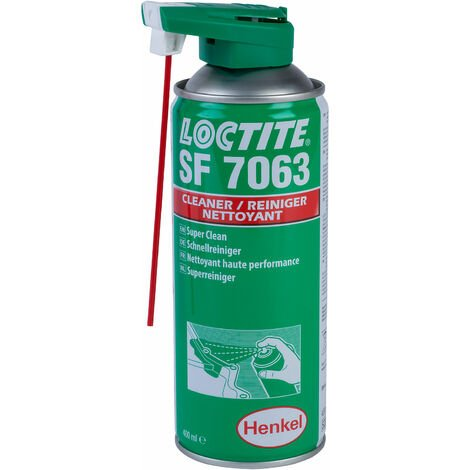 Loctite 2098749 SF 7063 Parts Cleaner General Purpose 400ml