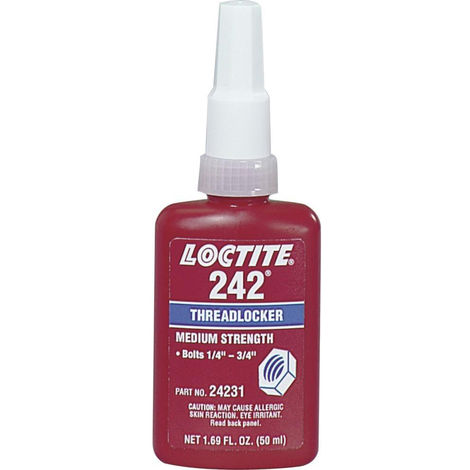 Loctite 242 10ml Flasche Schraubensicherung