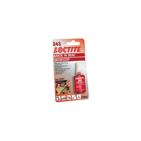 Loctite 243 Lock N Seal 24ml Sealant Fast Acting Locking And Sealing 1370570