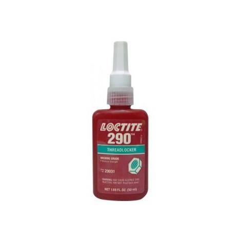 LOCTITE 290 50ml fijador de roscas resistencia media/alta