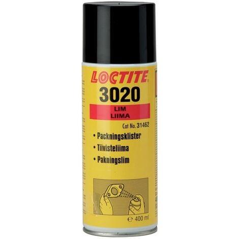 LOCTITE 3020 AEROSOL ETANCHEITE DES JOINTS 400 ml PATE A JOINT MOTEUR