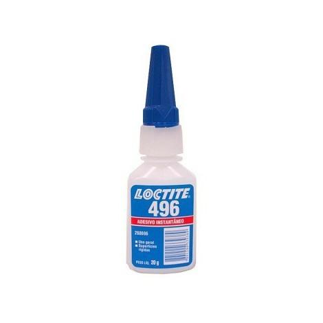 LOCTITE 496 20g adhesivo instantáneo para metales