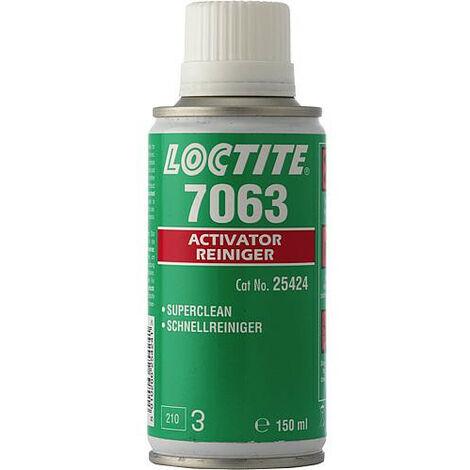 Loctite 7063 Nettoyant rapide 150 ml