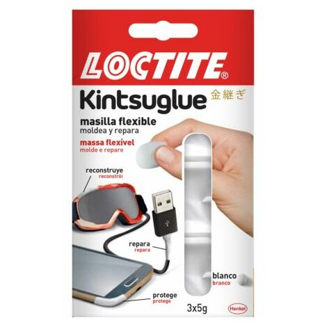 Loctite Kintsuglue Blanco 3x5 Gramos